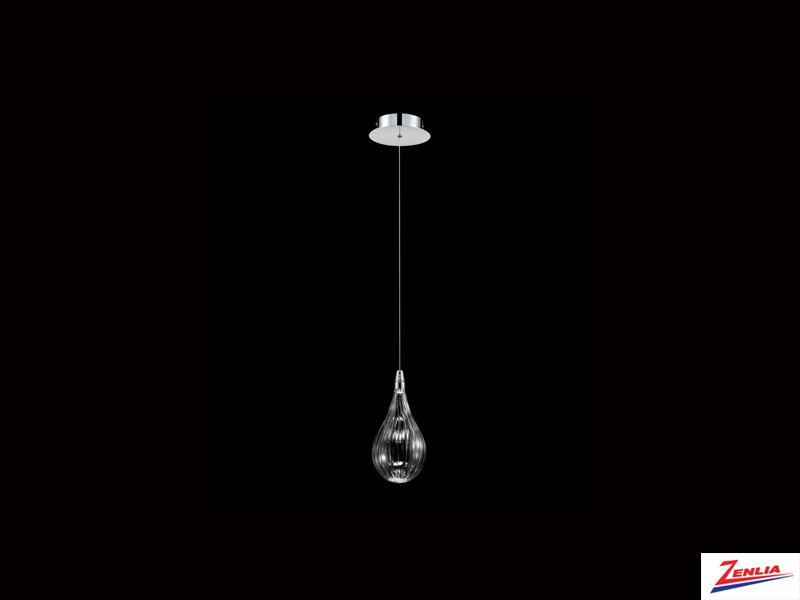 Conn 1 Light Led Pendant