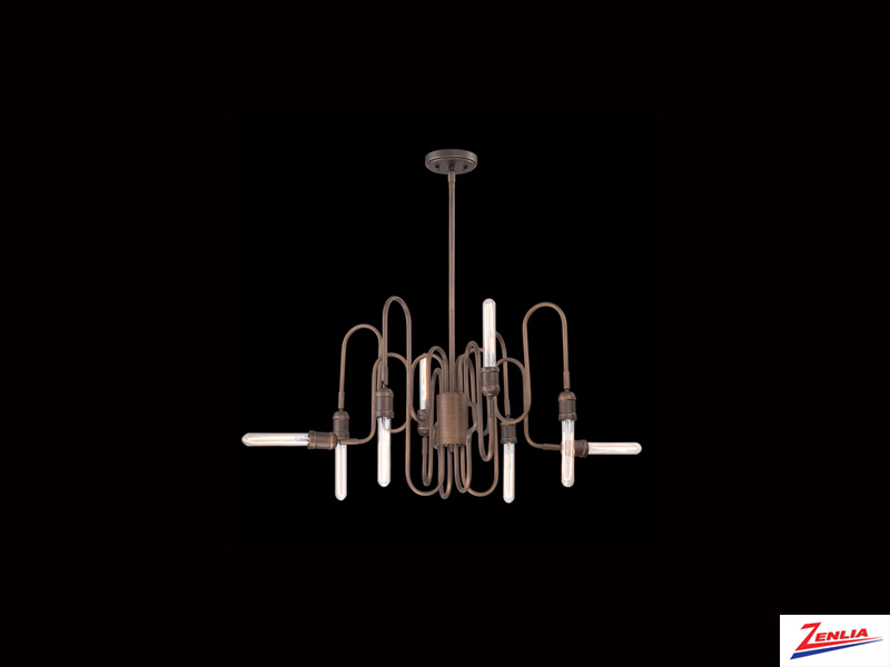 Brig 8 Light Chandelier