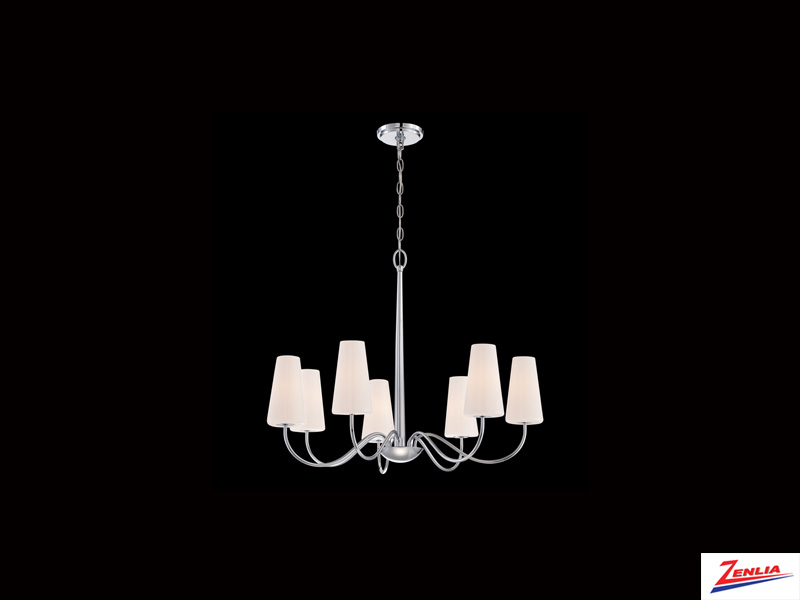 Enz 7 Light Chandelier