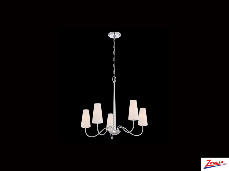 Enz 5 Light Chandelier