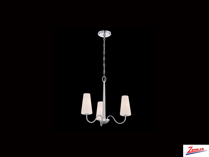 Enz 3 Light Chandelier