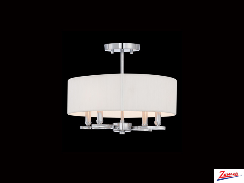 Kenn 4 Light Convertible Pendant