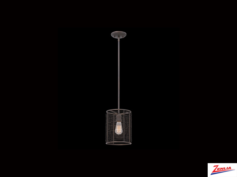 Terr 1 Light Pendant
