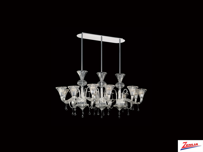 Glori 12 Light Chandelier