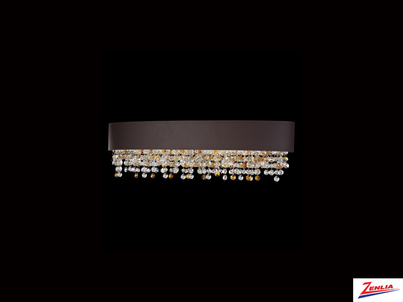 Roman 6 Light Bath Bar Bronze