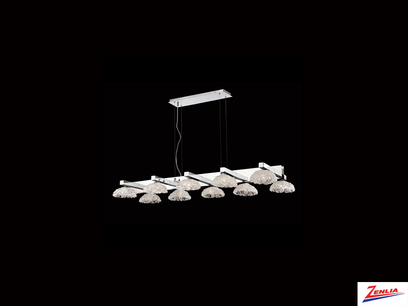Caram 10 Light Chandelier