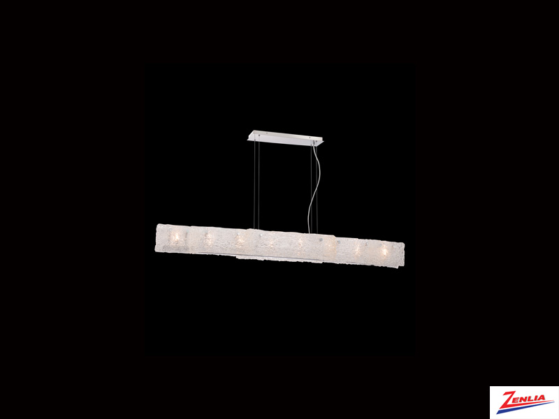 Caram 8 Light Linear Pendant