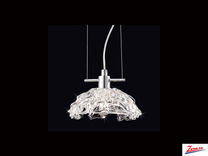 Caram 1 Light Pendant