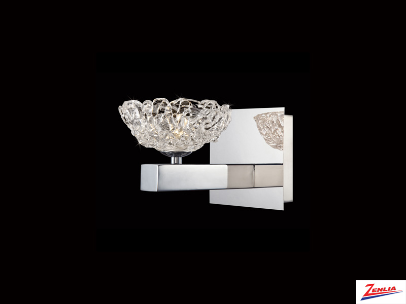 Caram 1 Light Wall Sconce
