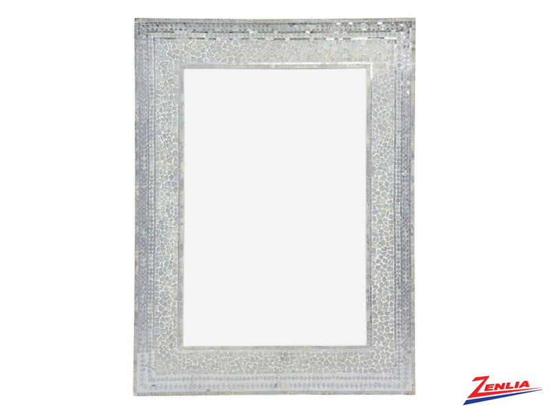 48 X 36 Silver Mirror