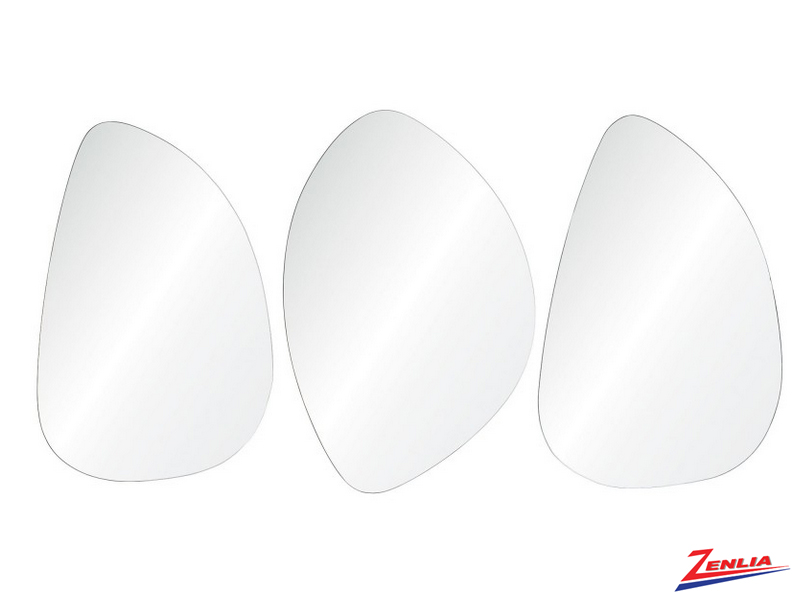 24 X 36   3 Glass Set
