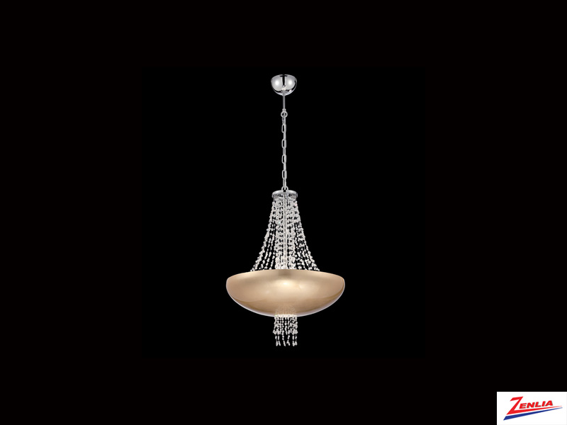 Lope 9 Light Pendant Gold