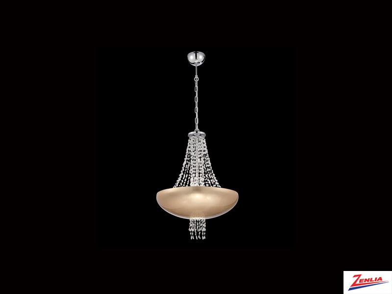 lope-9-light-pendant-gold-image