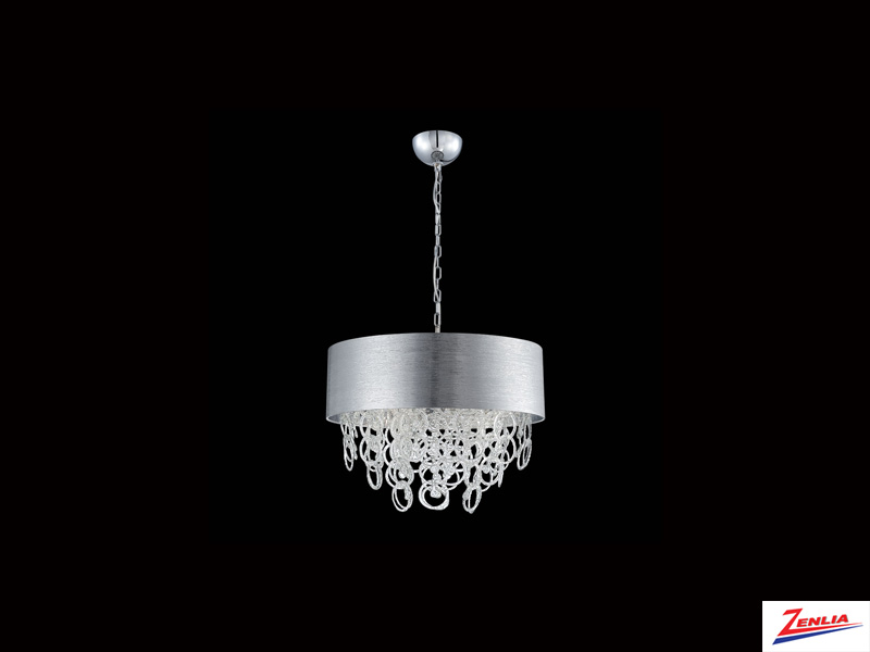 Jura 6 Light Chandelier