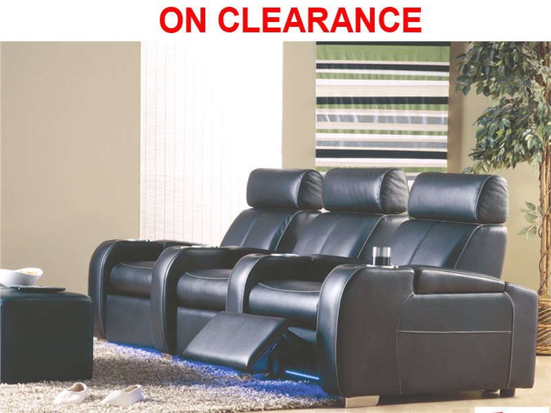 3 Seat Home Theater On Clearance