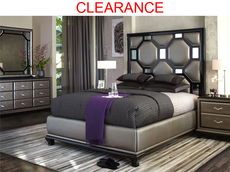 Aft 8 King Bedroom Set On Clearance