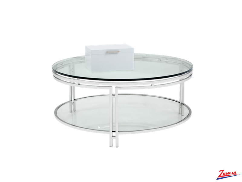 Andro Glass Coffee Table
