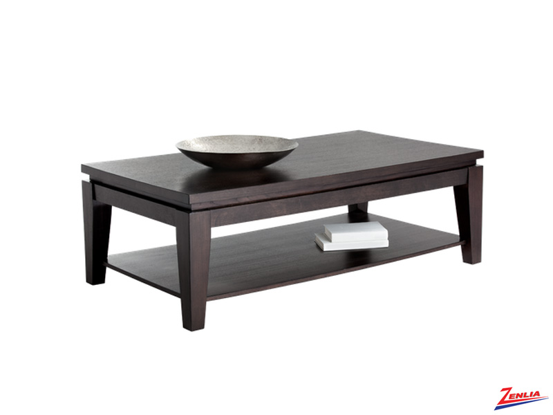 Asi Wood Coffee Table