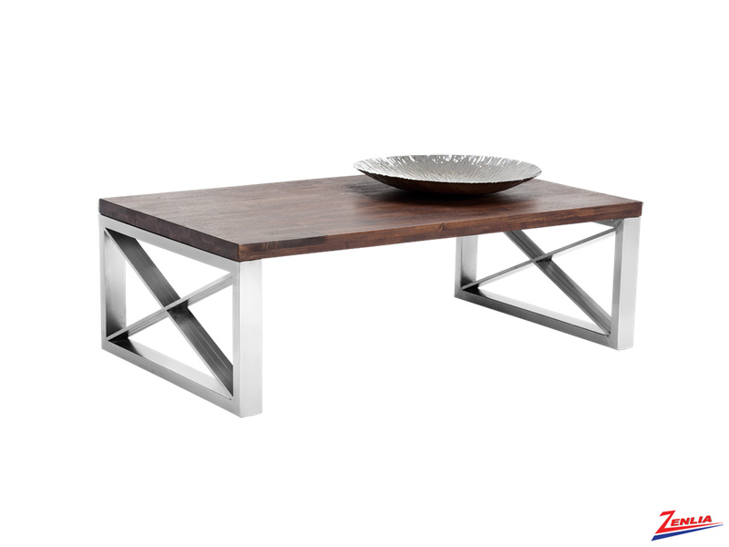 Cata Wood Coffee Table