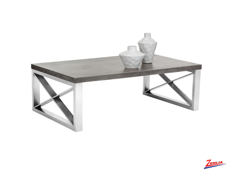 Cata Coffee Table Concrete