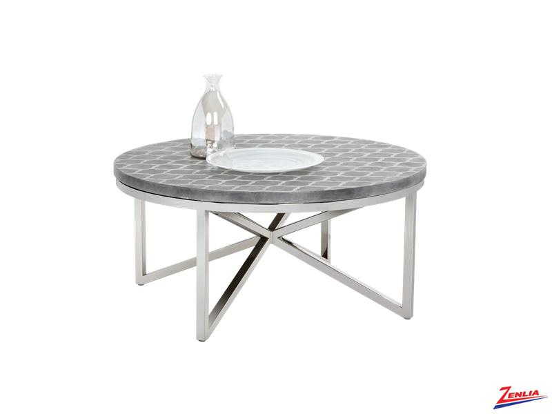 Dio Coffee Table Concrete