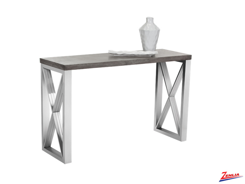 Cata Console Table Concrete
