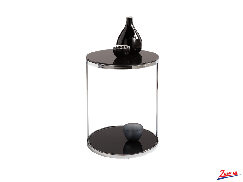 Dako Glass End Table