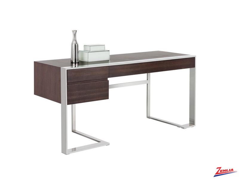 Dalt Desk Brown