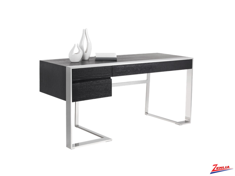 Dalt Desk Black
