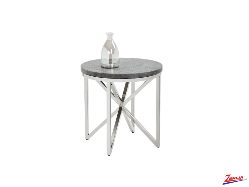 Dio End Table Scales