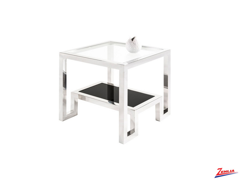 Sto Glass End Table