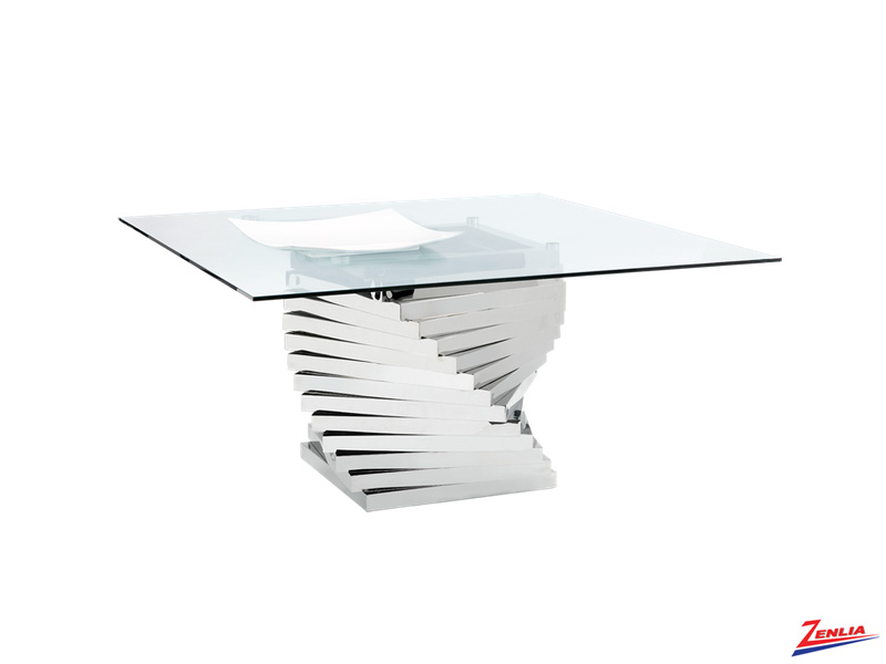 Wyn Glass Dining Table