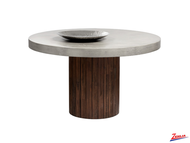 Duo Concrete Dining Table