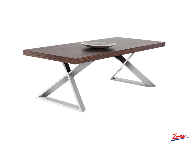 Zenn Wood Dining Table