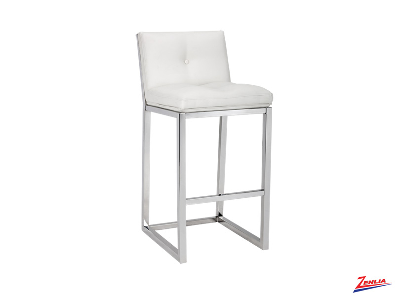 Alb Stool White