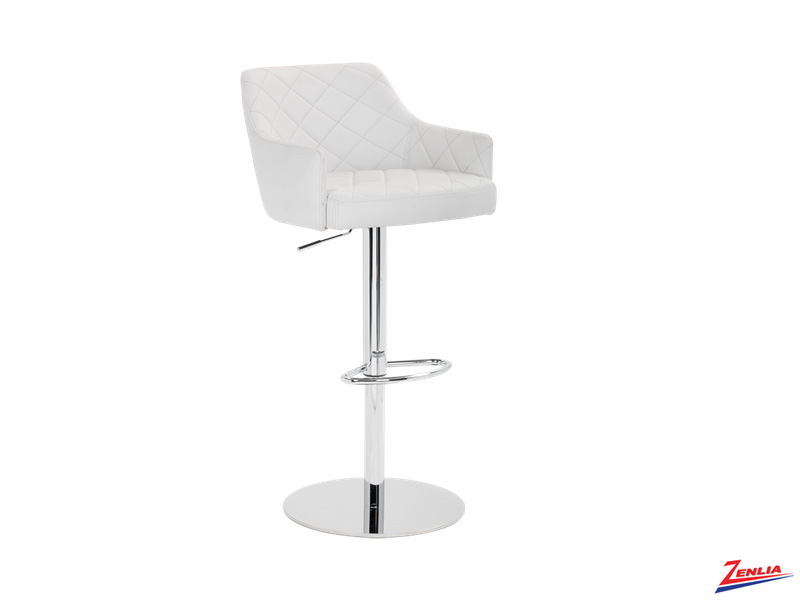 Chas Adjustable Stool Snow