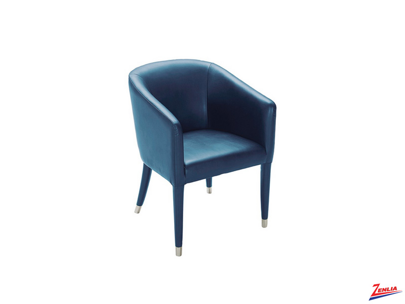 Marc Arm Chair Turquoise