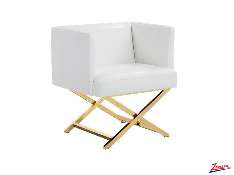 Matr Dining Chair White