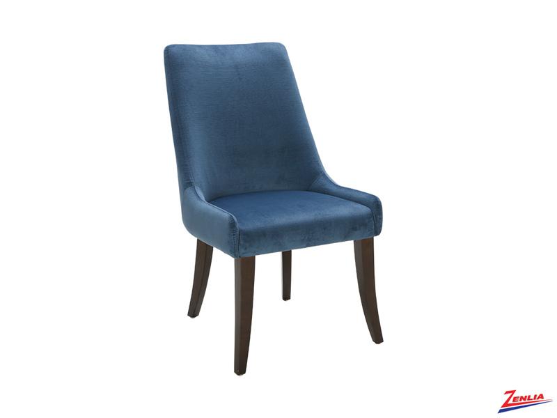 San Dining Chair Blue