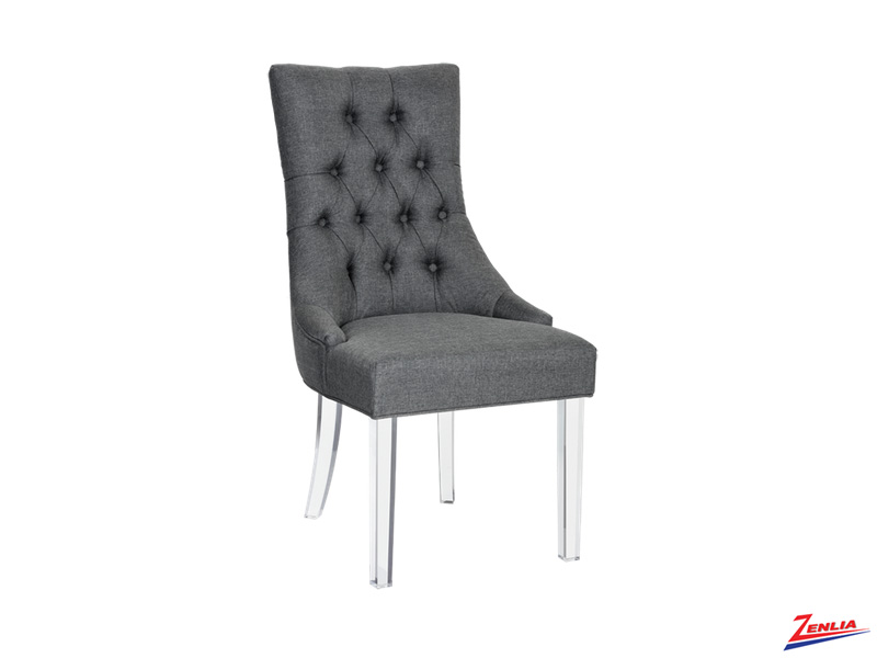 Sony Dining Chair Carbon