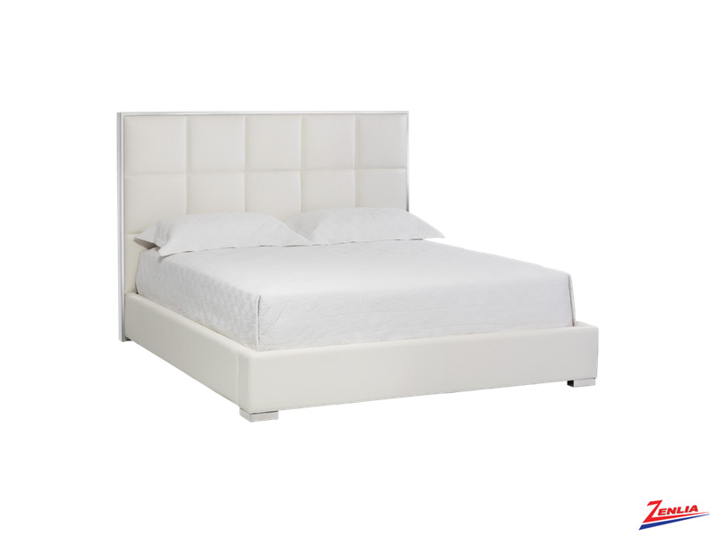 Tomp Bed White