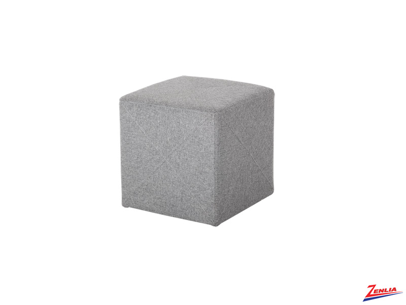 Jack Ottoman Light Grey