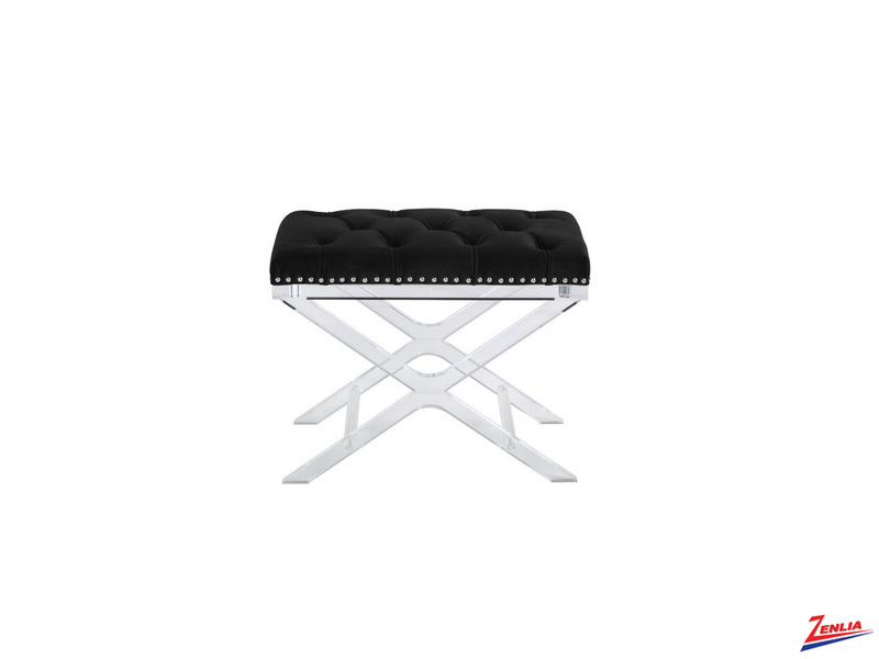 Allu Bench Black