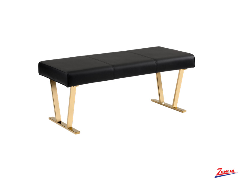 Keel Bench Black