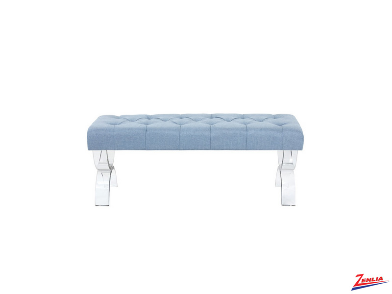 Monro Bench Blue