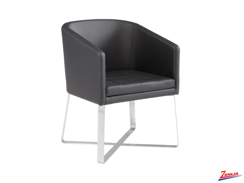 Bens Armchair Black