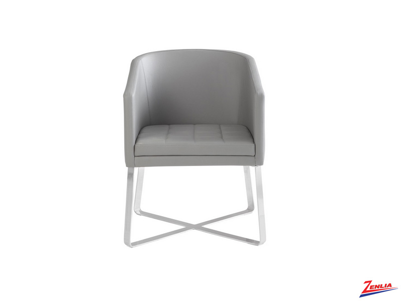 Bens Armchair Grey