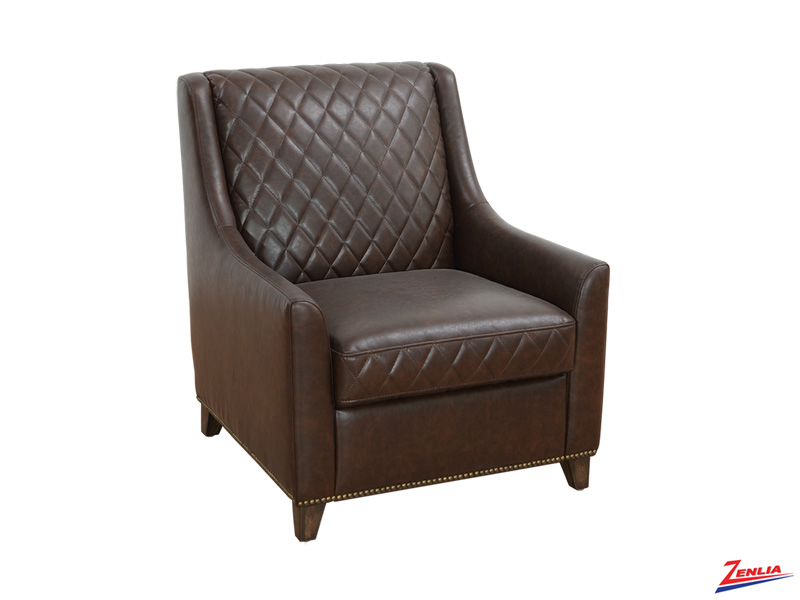 Berga Armchair Brown