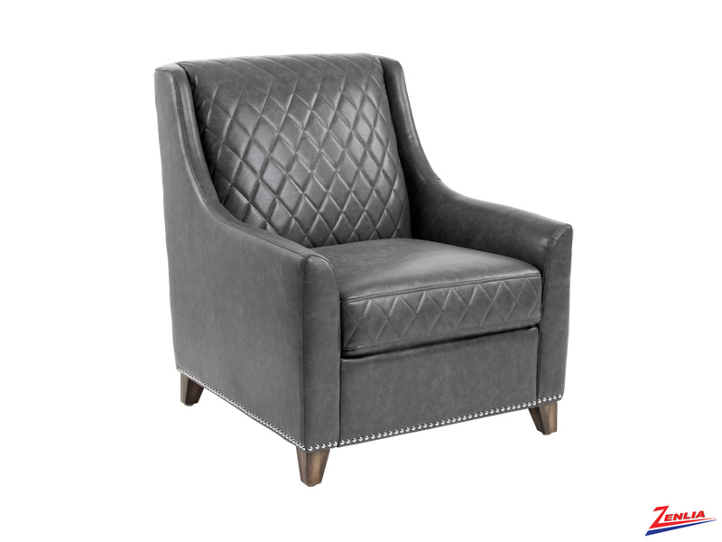 Berga Armchair Grey