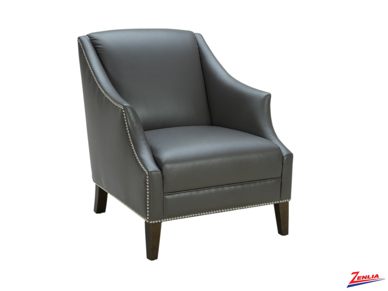 Buch Armchair Grey